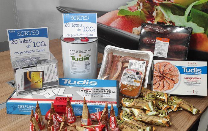 Lote productos Tudis